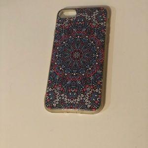 Multicolored IPhone 6 case